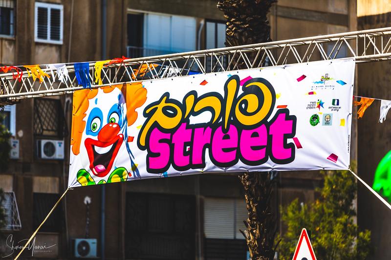 Purim street 2019 פורים סטריט
