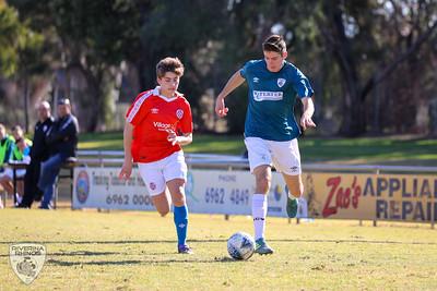 Rhino 18s v Canberra FC