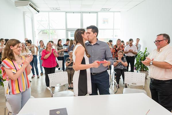 Gisela y Cristian Senn La Boda