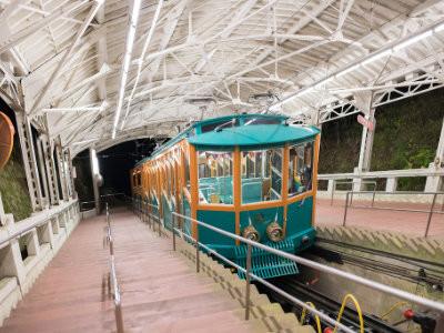 Mount Rokko cable car, image copyright Michael Gordon / Shutterstock.com