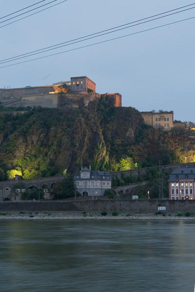 Koblenz/Rudesheim