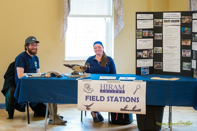 2020 Hiram College Career Fair 7