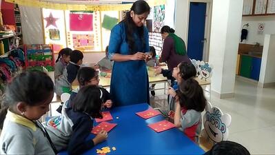 Parental Involvement in School Activity - Boots on 6.1.2020