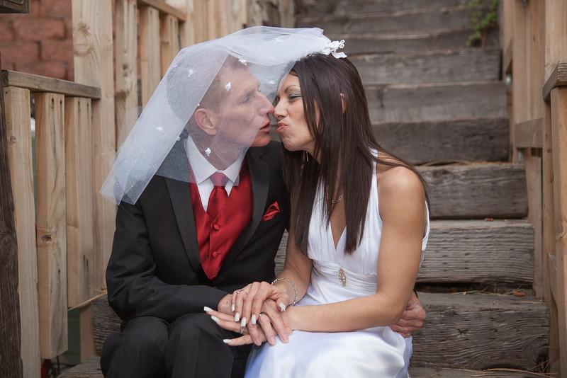 Mr. & Mrs Thresa & Joseph Jones Dec.24th 2014