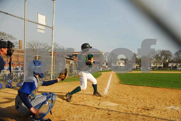 2008-04-10 Malverne HS Baseball vs Lynbrook HS, 8-5