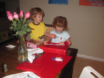 Lily's Sixth Birthday