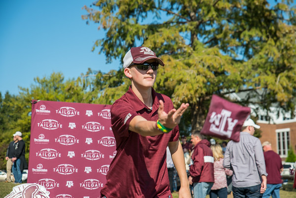 All-Aggie Tailgate