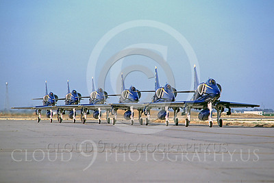 U.S. Navy BLUE ANGELS Douglas A-4 Skyhawk Airplane Pictures