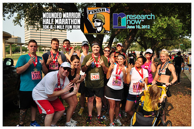 Research Now | Wounded Warrior Races