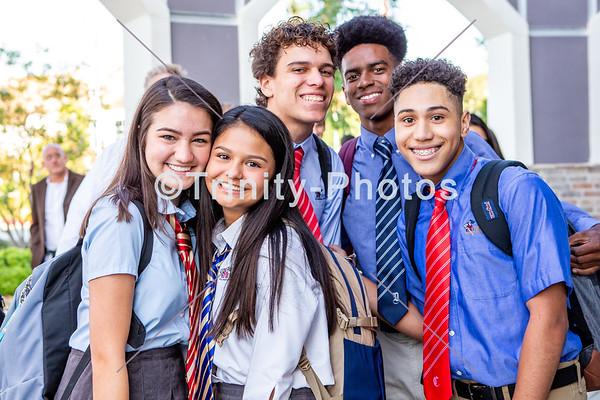 20190822 - First Day of School/Dedication Chapel