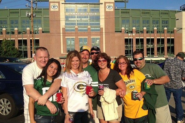 GreenBay Packer Game
