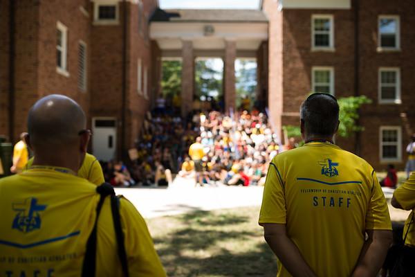 Michigan FCA Multi-Sport Camp at Albion College - 2018