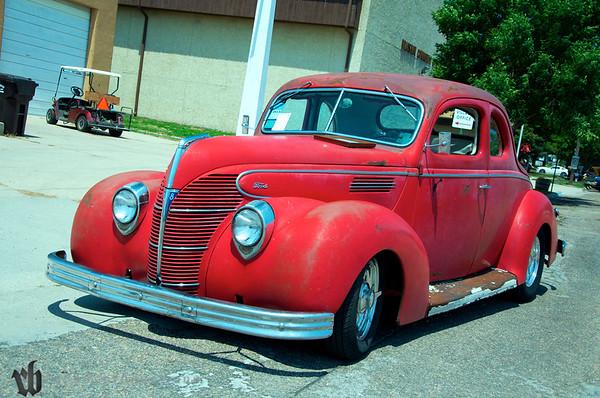 2012 Bradshaw Days Car Show