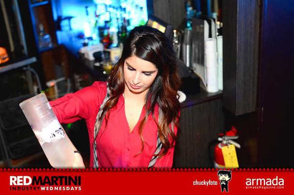 04.22.2015 - Red Martini Wednesdays