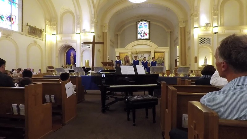 Segment 1 Notes for Nourishment  Golden Gate Boys Choir and Bell Ringers
