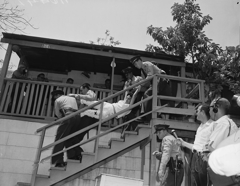 1959, Family Evicted