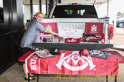 AAMU 2016 Bulldog Community Kickoff at Woody Anderson Ford