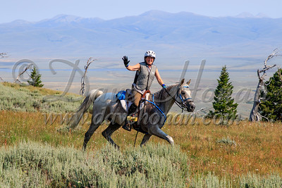 2018 Top o the World - Saturday 30s and Trail Riders on Continental Divide