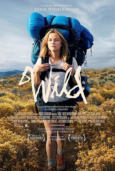 Trekking movies - Wild (2014)