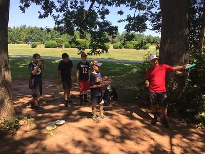 Summer Camps Week 5: July 17-21, 2017