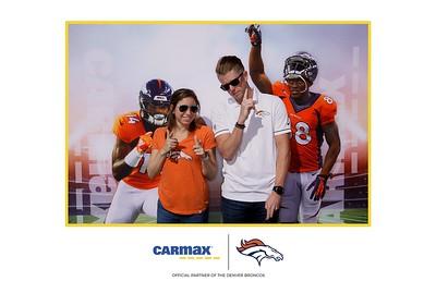 CarMax @ Denver Broncos | Stadium @ Mile High  | 09.09.18