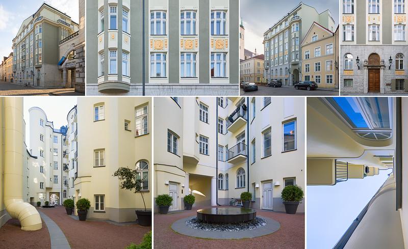 Pagari 1, Tallinn