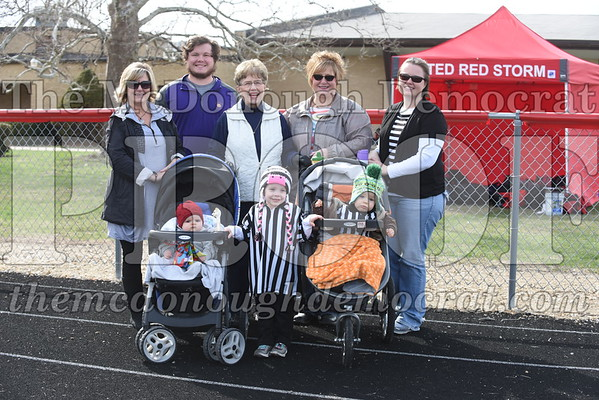 HS Track 10th Annual McGinnis Relays 04-17-18