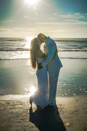 Desire and Nathan Wedding - August 2019