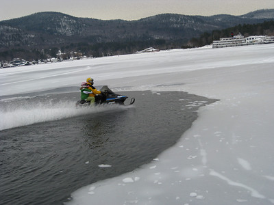 2008 Winter Carnival-Lake George