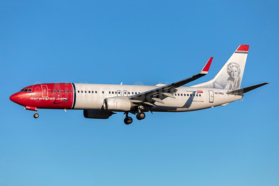 Norwegian.com (Norwegian Air Sweden)