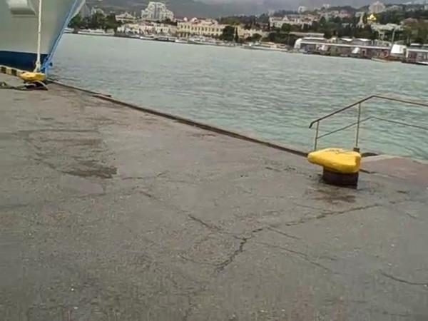 Yalta Port Video