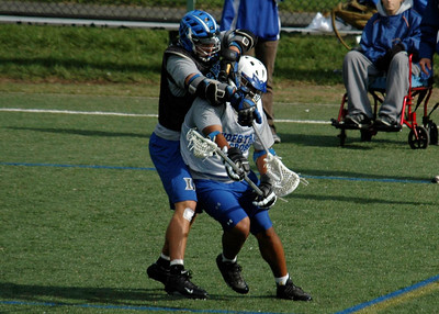 2006 Fall Lax vs Hofstra