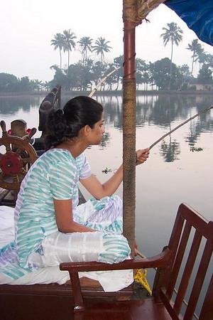 India February 2005