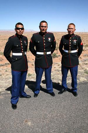 Welcome Home Honor Run_US Marine Jeddiah Noble
