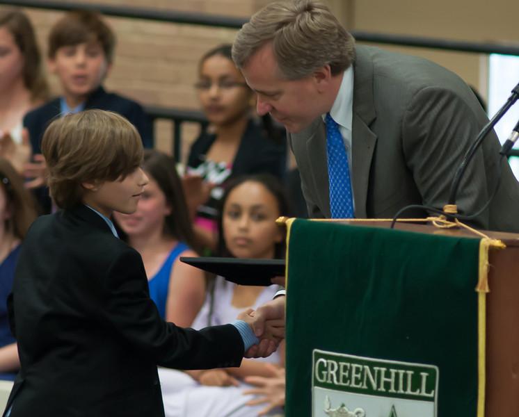 Greenhill 2013 Lower School Graduation