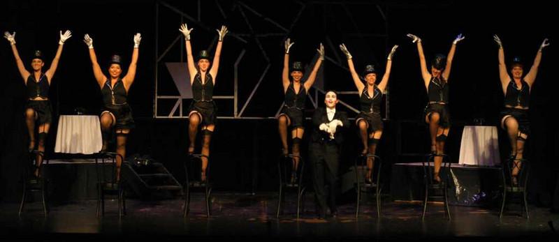 Cabaret - Sept. 2005