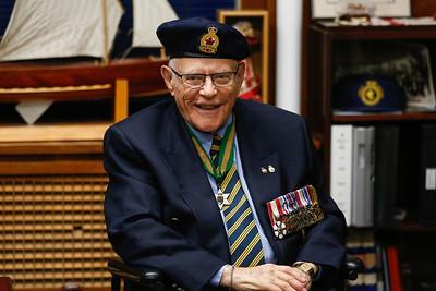 2016 Red Williams Legion of Honour Presentation
