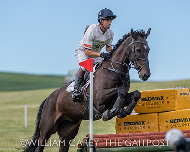 2019-07-05  Barbury Horse Trials - mainly Novice