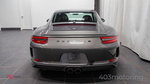 '18 911 GT3 Touring - Agate Grey Metallic