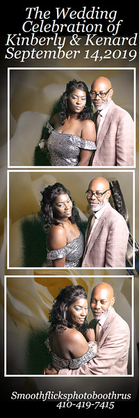 Kimberly & Kenard Lee Wedding September 14,2019