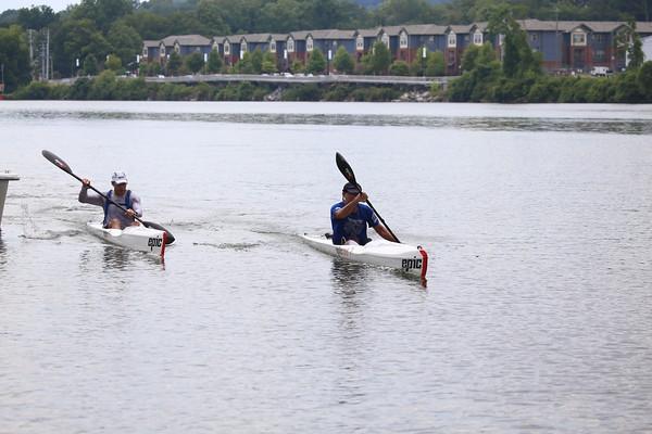 2021 Three Rivers Regatta - 24 mile race finsihers