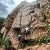 2019 09 05 Medtronic ses rock climbing