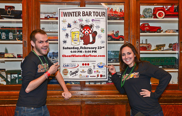 Edmarc Winter Bar Tour