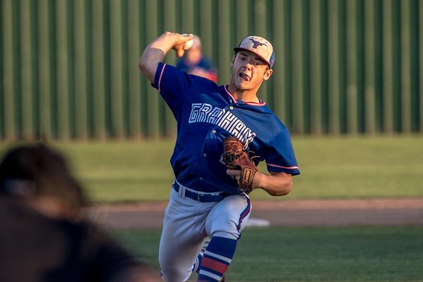 2016 Baseball Steers vs. Iowa Park (1)
