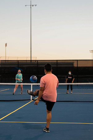 Soccer Tennis Fall 2020