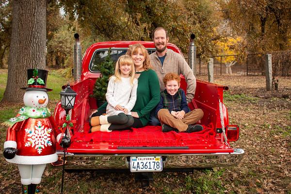 Christmas Cooper Family