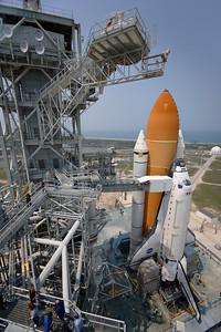 2011-06-17 Launch Pad Tour