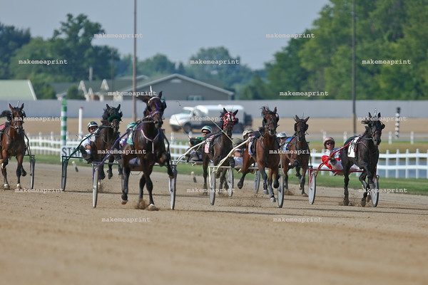 Hoosier Park 8Aug2014 (Dan Patch Night)