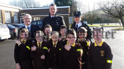 R1610108 Road safety St Malachy's