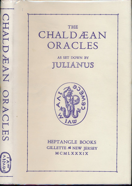 Heptangle & other Occult Books